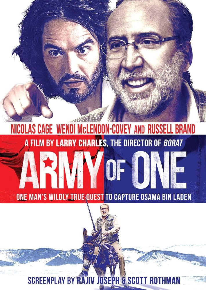 Army Of One / Netflix