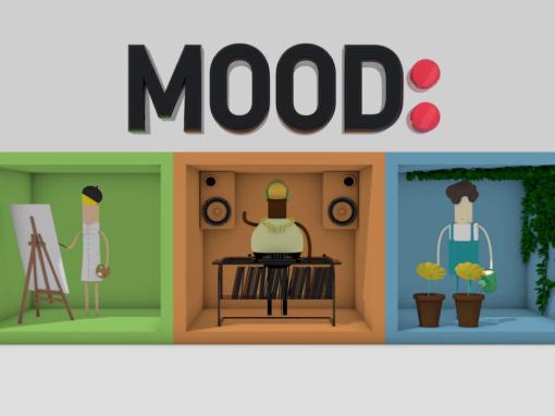 Mood Media / Web – interne